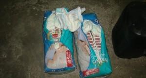contrabandă țigări scutece