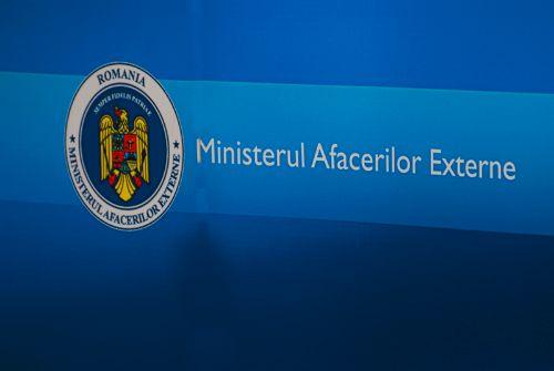 ministerul de externe