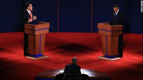 dezbatere obama romney