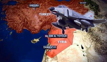 Turcia-Siria
