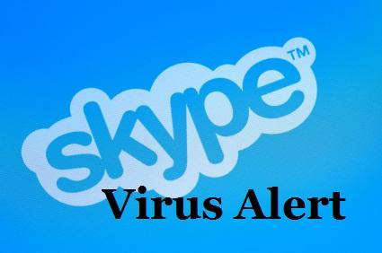 virus Skype