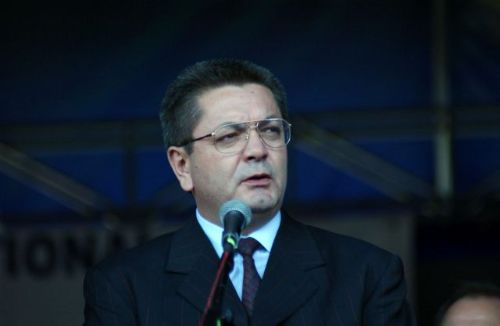 Mr. Ioan Rus, Minister of Administration and Interior
