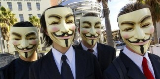 organizatia anonymous