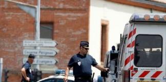 politia franceza