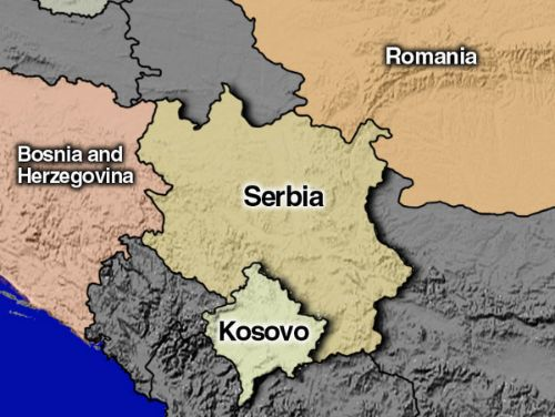 Srbia, Kosovo