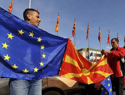 aderare macedonia la UE