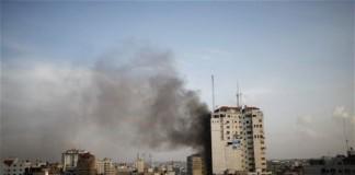 cladire bombardata