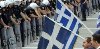 grecia in greva