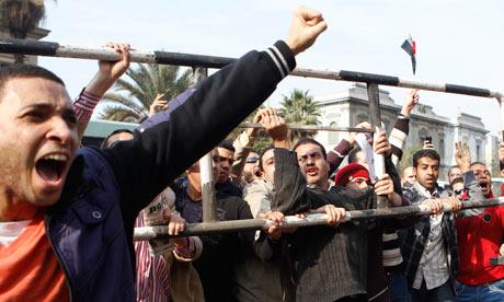 proteste Egipt
