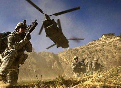 trupe americane in afganistan