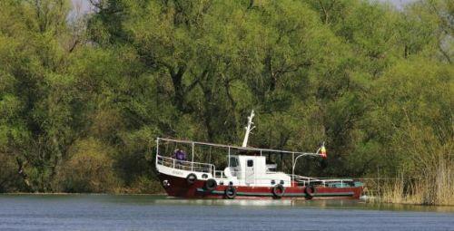Tulcenii din suburbia Tudor Vladimirescu trec Dunărea pentru a vota