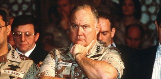Generalul american Norman Schwarzkopf a murit la 78 de ani