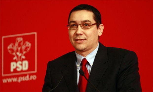 Victor Ponta va fi desemnat premier