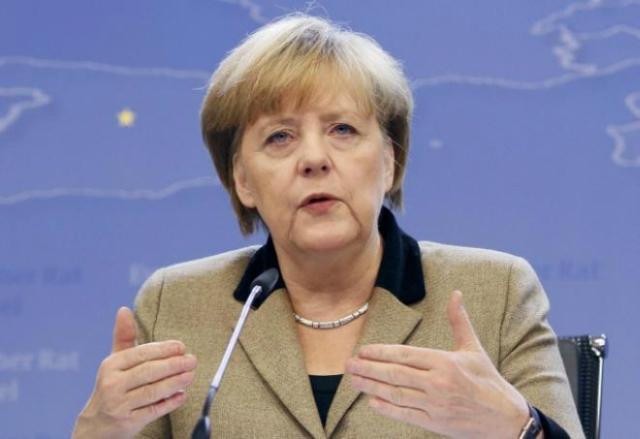 """Angela Merkel: Contextul economic va fi """"mai dificil"""" în 2013"""