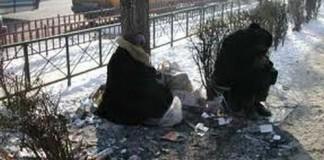 Asistență socială pentru persoanele fără adăpost, în Capitală