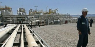 camp petrolier