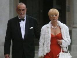 Soția lui Patriciu cere în instanța jumătate din averea milionarului