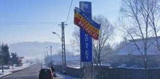 Noaptea trecută, Întorsura Buzăului a înghețat la minus 31 de grade Celsius