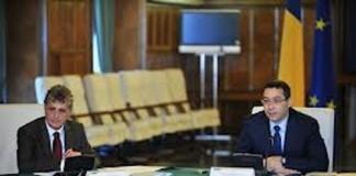 Ponta i-a spus lui Duşa să-i schimbe din funcţii pe cei nepregătiți pentru zăpadă