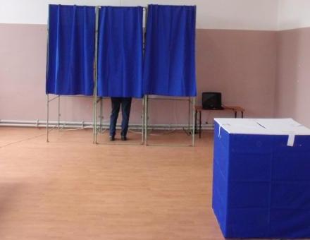 Secţii de votare fără votanţi la Cluj
