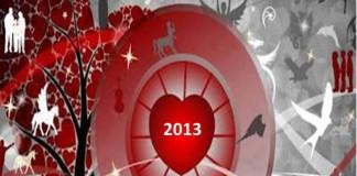 Horoscopul dragostei în 2013