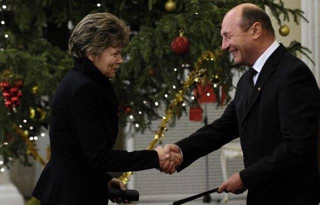 Traian Băsescu a respins propunerile Monei pivniceru pentru funcțiile de procurori-șefi