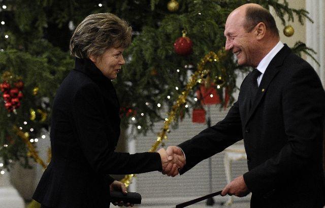 Pivniceru i-a dat replica lui Băsescu