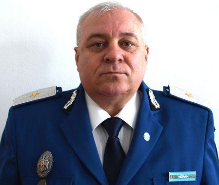 Comandatul Jandarmetiei Bucuresti a fost demis