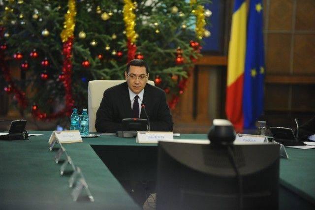 Premierul Victor Ponta, așteptat marți la ședința CSM