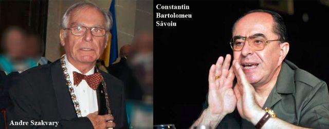Szakvary și Slăvoiu se luptă pentru putere