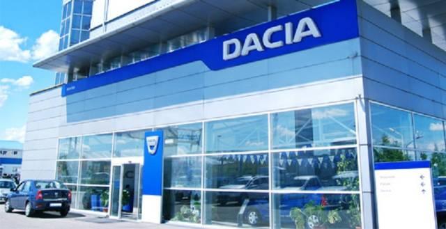 Vânzări cu 4,8% mai mari pentru autovehiculele Dacia
