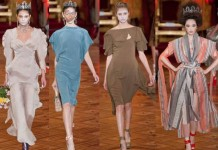 Excentrica Vivienne Westwood lansează colecţii teatrale