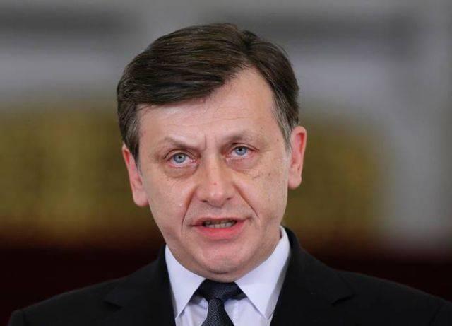 Antonescu: Nu discutăm suspendarea preşedintelui în lipsa încălcării Constituţiei