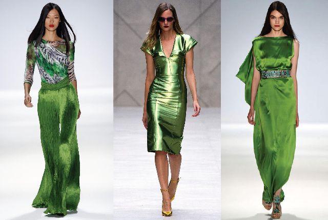Verde-smarald este culoarea-vedetă în 2013