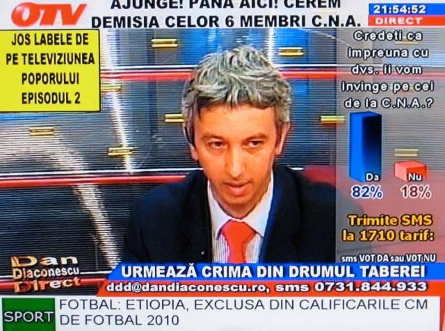 OTV a rămas fără licență