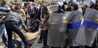 Proteste de amploare la Cairo