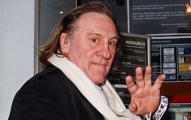 Gérard Depardieu a primit cetăţenia rusă