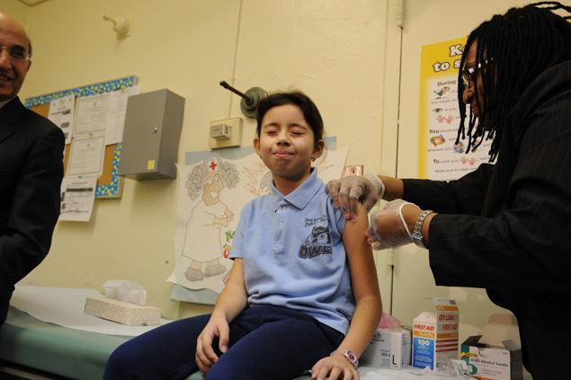 Stare de urgenţă la New York, din cauza gripei