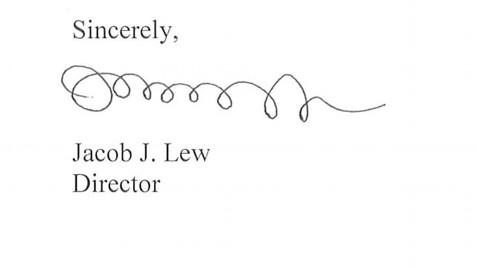 Barack Obama râde de semnătura viitorului secretar al Tezoreriei SUA