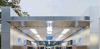 Produse în valoare de un milion de euro, furate dintr-un magazin Apple din Paris