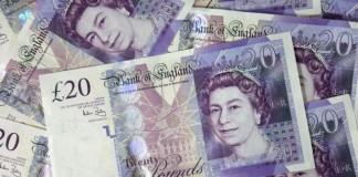 noile bancnote britanice - lira sterlina