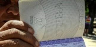 Călătorii doar pe baza paşaportului pentru cubanezi