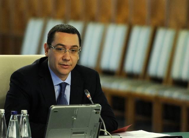 """Ponta: """"Eu am încredere totală în poliţie şi jandarmerie"""""""