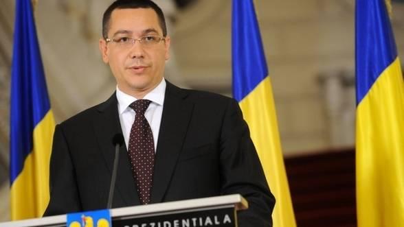 Victor Ponta: Nici la CFR Marfă, nici la Oltchim nu va veni nimeni să preia datoriile istorice