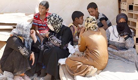Guvernul libanez solicită sprijinul comunităţii internaţionale privind situaţia refugiaţilor sirieni