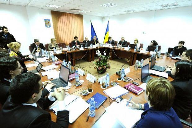 Ședința pentru alegerea vicepreşedintelui CSM se amână