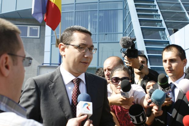 Ponta vrea ca procurorii șefi să fie numiți de CSM, și nu de președinte