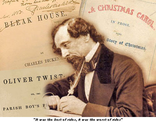 Cine a fost Charles Dickens?