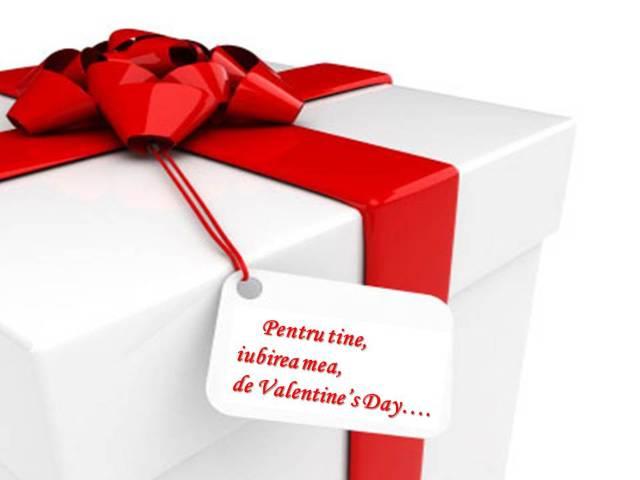 Ce cadouri oferim iubitului de Ziua Îndrăgostiţilor?