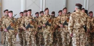 CSAT: România trimite zece instructori militari şi ofiţeri de stat major în Mali